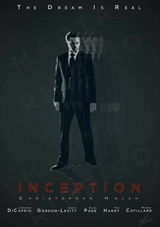 Inception - Amazing world of derams Movie review